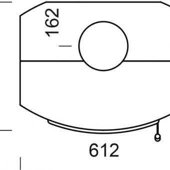 Deko-Due-C1-afmeting